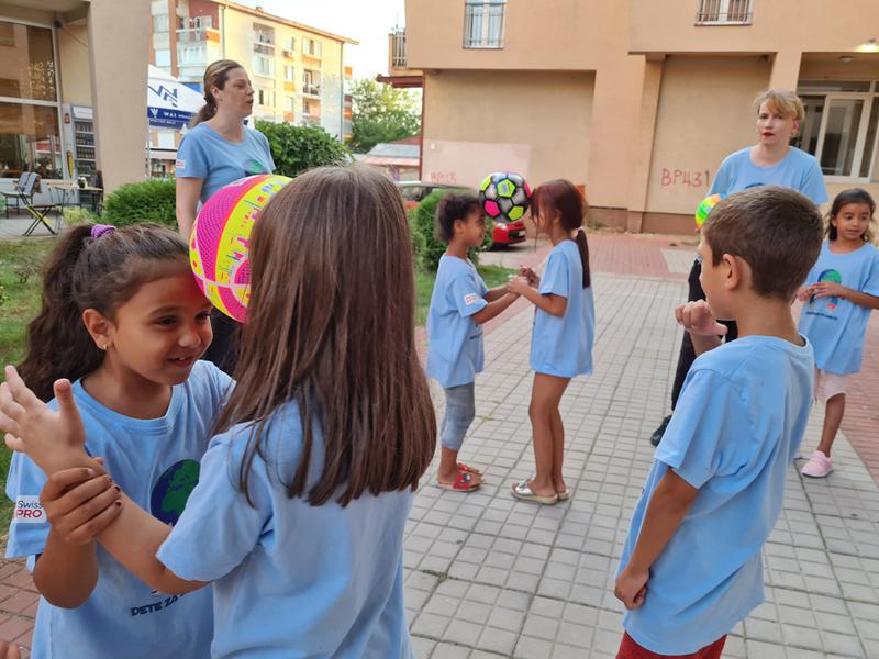 CDI: Podrška socijalnoj koheziji romske dece