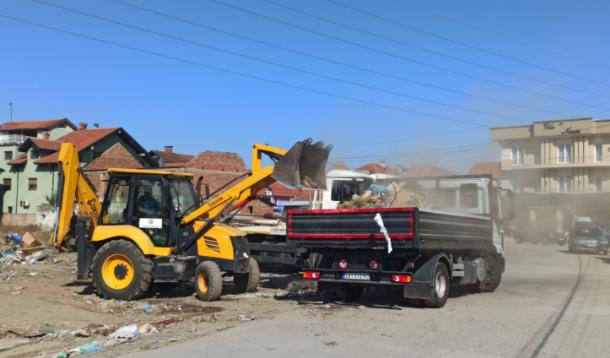 """Sa deponije """"kod šatora"""" očišćeno oko 60 tona smeća"""