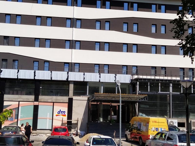 Hotel Beograd preimenovan u – Hotel Leskovac