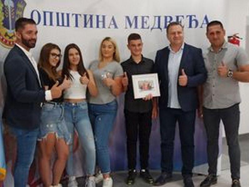 """U Medveđi očekuju pobedu na takmičenju """"Srbija u ritmu Evrope"""""""