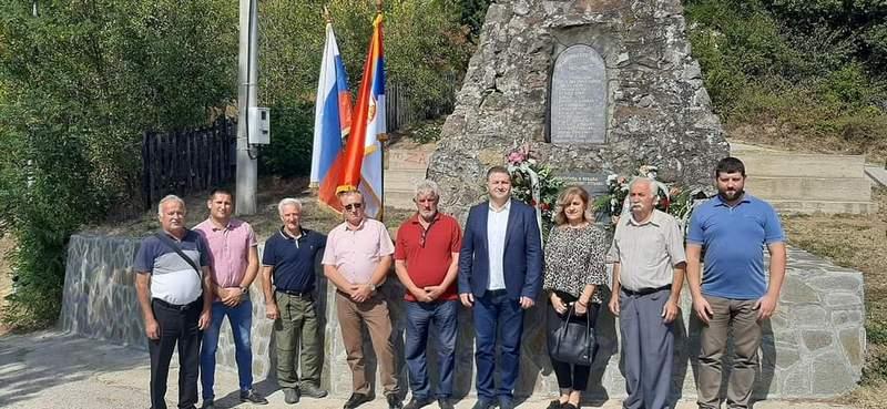 Dan zastave Srbije obeležen i u Medveđi