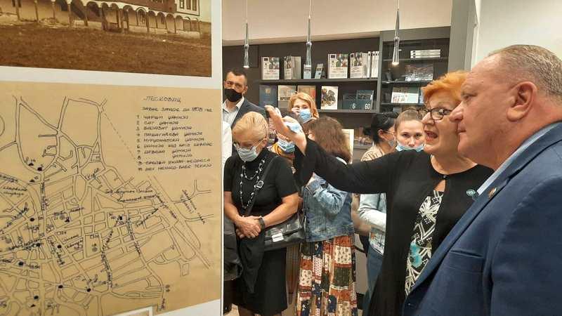Svetlopisi vremena – Leskovac i njegovi ljudi od 1878. do 1941. godine u Narodnom muzeju