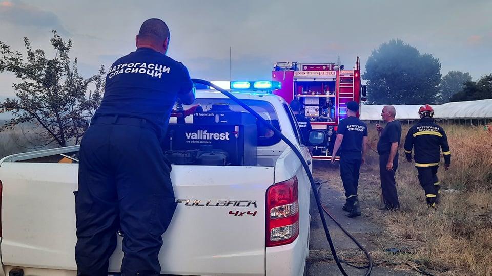 Zbog svakodnevnih požara, Komunalna policija u Leskovcu najavljuje pojačane kontrole