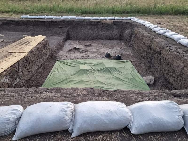 I pre 6000 godina ljudi oko Caričinog grada gradili kuće i proizvodili tekstil