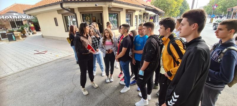 TOL obeležio Svetski dan turizma obilaskom turističkih lokaliteta na području grada Leskovca