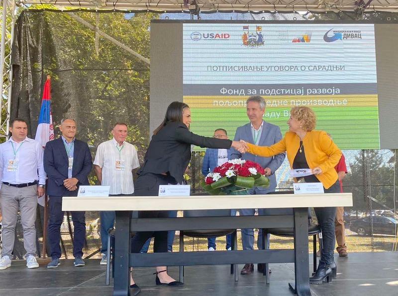 Šest miliona za poljoprivrednike sa teritorije grada Vranja