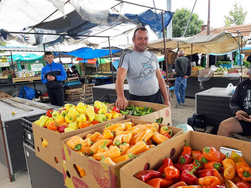 Vranjanke spremaju paradajz i ljutiku