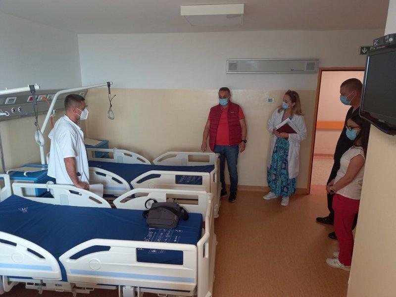 Vranje dobilo deset bolesničkih kreveta od Ministarstva zdravlja