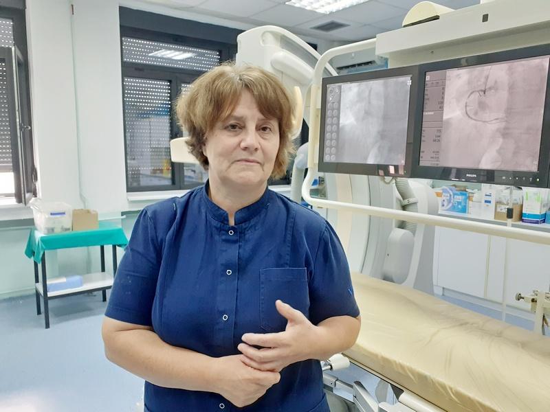 U angio sali Opšte bolnice samo hitne intervencije, veći deo ekipe prebačen u Kovid bolnicu