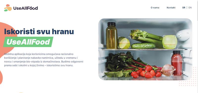 Pokrenuta aplikacija koja vas obaveštava o roku upotrebe namirnica u frižideru