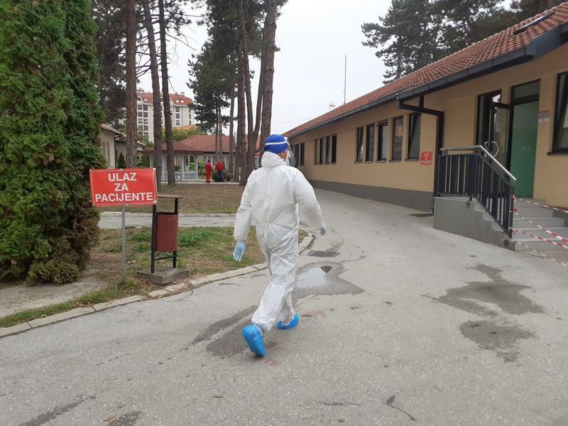 U Leskovcu i Nišu hospitalizovano 335 pacijenata, bez podataka o broju preminulih