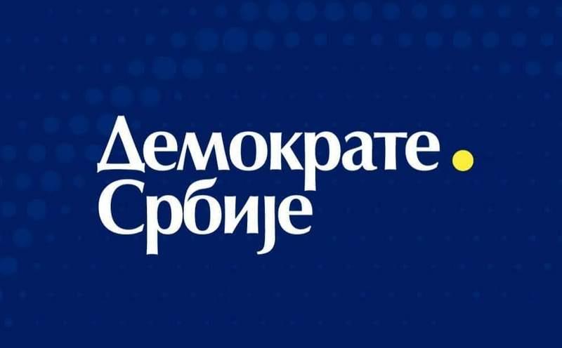 Pokret Demokrata Srbije: Posle 21 godine od demokratskih promena u Srbiji vlada samo jedan čovek