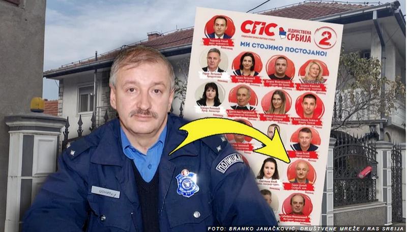 Osumnjičeni za ubistvo porodice Đokić, njihov rođak, bio kandidat za odbornika SPS-JS, hteo u aleksinačku Skupštinu