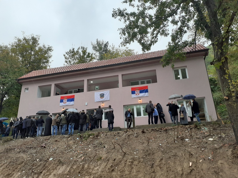 Pravoslavni kamp prijateljstva za decu, mlade i porodice sa više dece otvoren u Sijarinskoj Banji