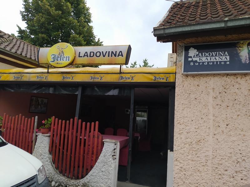 """Restoran """"Ladovina"""" surdulički brend"""