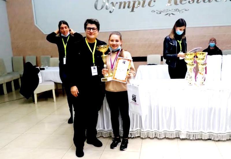 Vlasotinačka gimnazijalka prvak Balkana u šahu