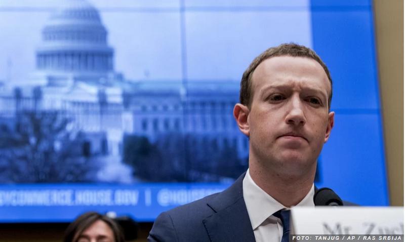 ZAKERBERG IZGUBIO 7 MILIJARDI DOLARA ZA ČETIRI SATA: Problem sa Fejsbukom, Instagramom i Vacapom još nije rešen